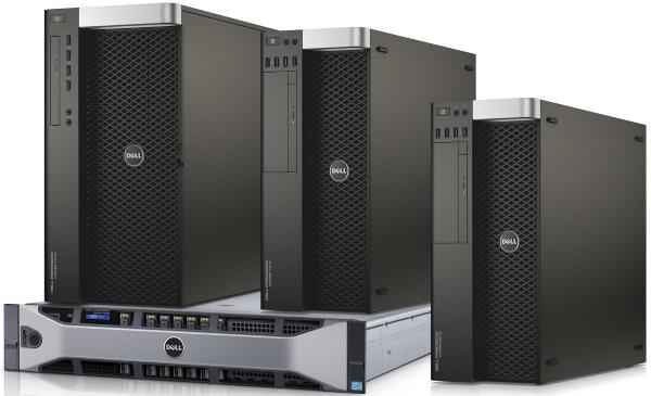 Dell Precision Tower a Precision Rack 02