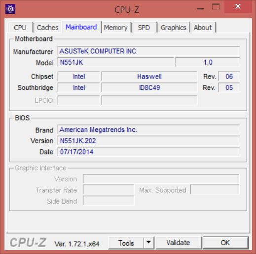 ASUS N551JK CPU-Z 03