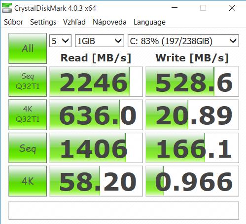 Eurocom Sky MX5 CrystalDiskMark 02
