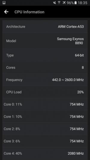 Samsung Galaxy S7 AnTuTu Benchmark 06