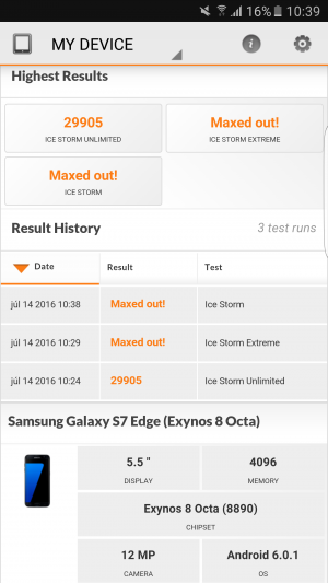 Samsung Galaxy S7 Edge 3D Mark 01
