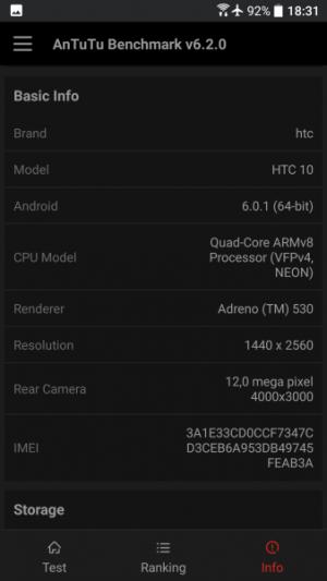 HTC 10 AnTuTu Benchmark 05