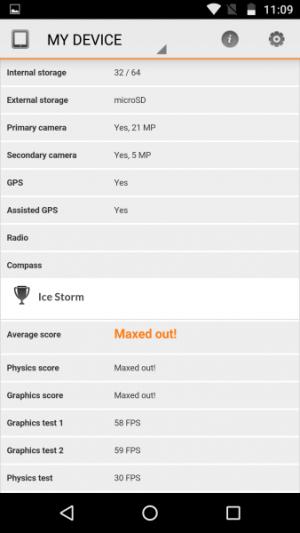 Lenovo Moto X Force 3D Mark 04