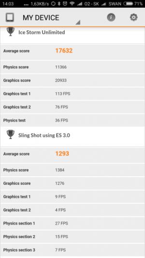 Xiaomi Redmi Note 3 Pro 3D Mark 05