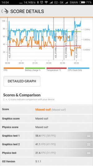 Xiaomi Redmi Note 3 Pro 3D Mark 07