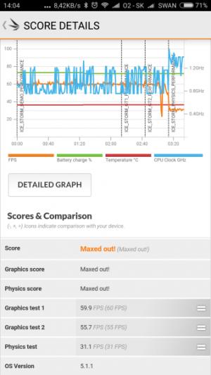 Xiaomi Redmi Note 3 Pro 3D Mark 08