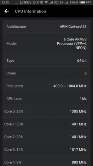 Xiaomi Redmi Note 3 Pro AnTuTu Benchmark 06
