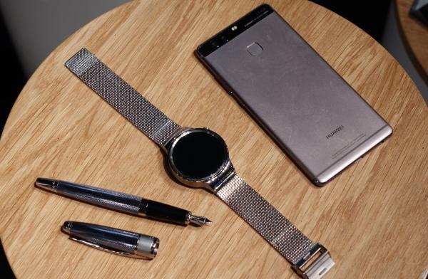 Huawei P9 a Watch 02