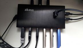 Akasa USB Hub Elite 10EX