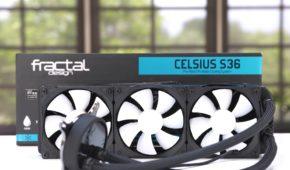 Fractal Design Celsius S36