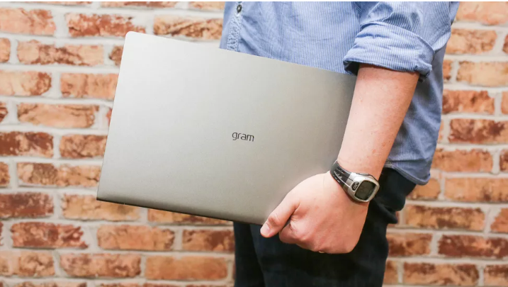 LG Gram 15 - ultratenky notebook od lg